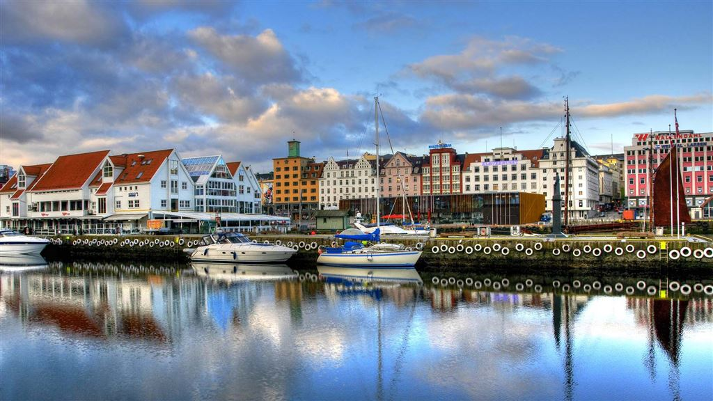 16 days in Scandinavia