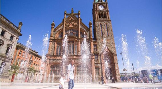 Discover Derry!